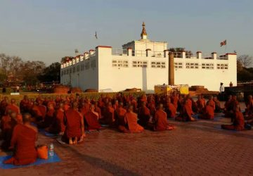 Lumbini One Day Tour