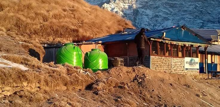 Mardi Himal Trek picture by APEX NEPAL TREKS & TOURS