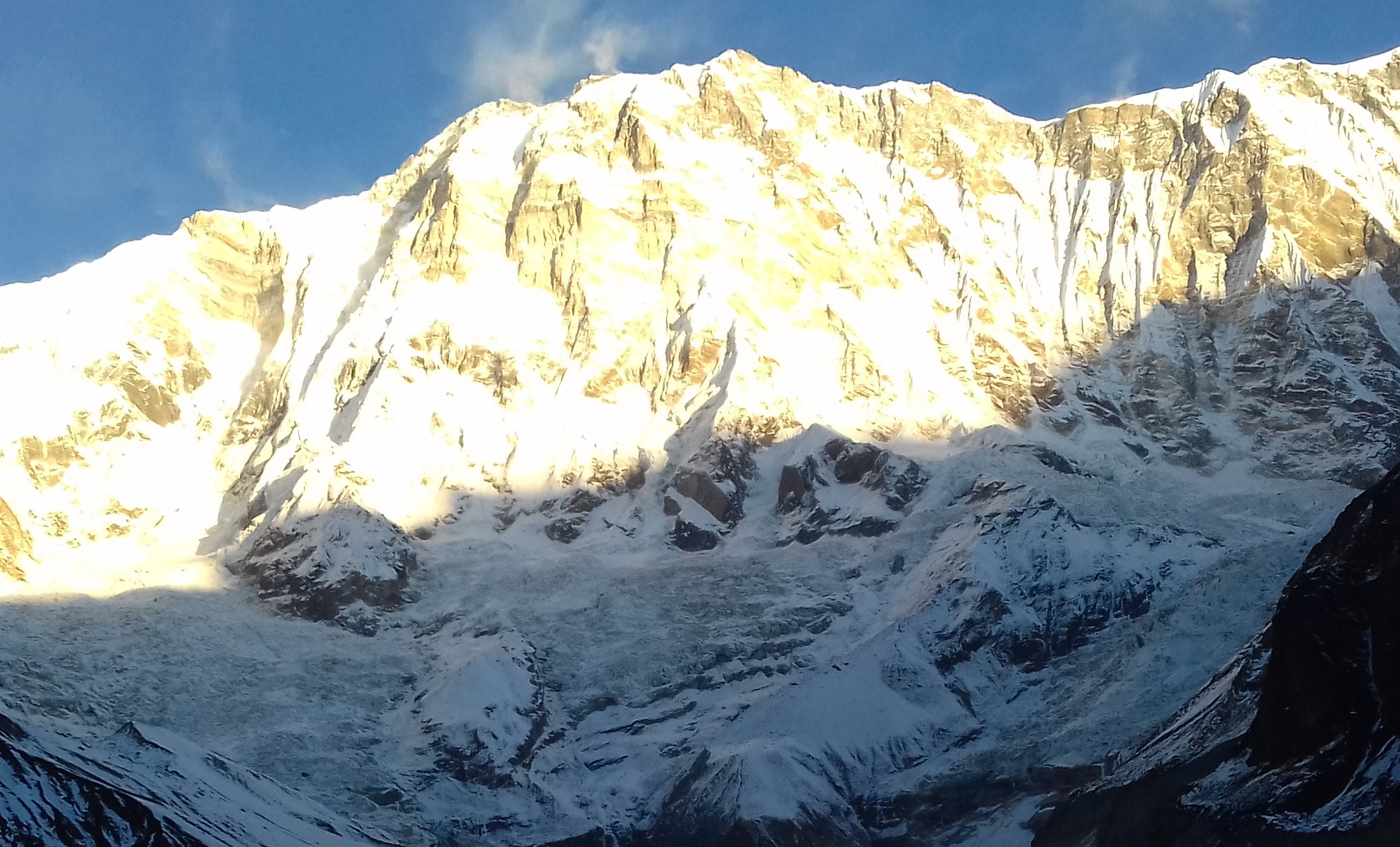 Mount Annapurna Expedition cost