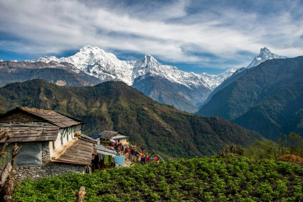 Sustainable Travel & Ecotourism In Nepal